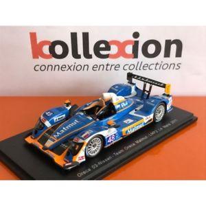 【送料無料】模型車 モデルカー スポーツカー スパークルマンspark s4456 oreca 03nissan lmp2 n48 le mans 2011 143