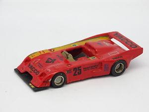 【送料無料】模型車 モデルカー スポーツカー ミニレースキットモンシェブロンmini racing kit mont sb 143 chevron b36 roc yacco n25
