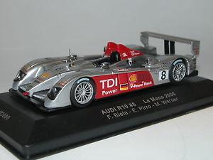 【送料無料】模型車 モデルカー スポーツカー ネットワークアウディルマン#ビーラピロヴェルナーixo 143 audi r108 le mans 2006 fbielaepirromwerner lm2006