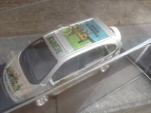 【送料無料】模型車 モデルカー スポーツカー ルノーアメリカミゼットrenault scenic kuifje in amerika 143 autominiatuur