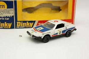 【送料無料】模型車 モデルカー スポーツカー デスパdinky toys gb 143 triumph tr7 boucles de spa 1977 n3
