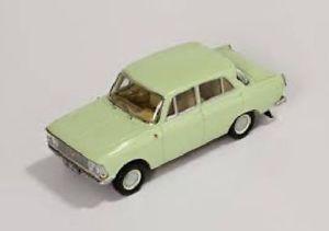 【送料無料】模型車 モデルカー スポーツカー ネットワークライトグリーンixo 143 moskwitch 412 1971 hellgrn