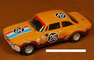 【送料無料】模型車 モデルカー スポーツカー アルファロメオジュリアヌオーヴァprogetto k 143 alfa romeo giulia gtam 2000 zandvoort 1970 nuovateca