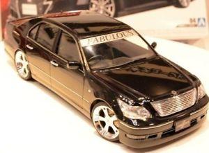 【送料無料】模型車 モデルカー スポーツカー キットセルシオkit 124 celsior ucf31 special parts