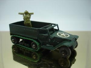 【送料無料】模型車 モデルカー スポーツカー マッチモコキャリアmatchbox 175 moko lesney nr 49 a m3 personnal carrier 1958 63mm 4 metr2 grpr