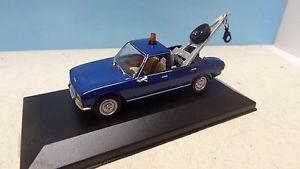 【送料無料】模型車 モデルカー スポーツカー プジョーニュージーランドpeugeot 504 depanneuse 143