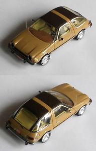 【送料無料】模型車 モデルカー スポーツカー neues angebotamc pacer neo scale models 143