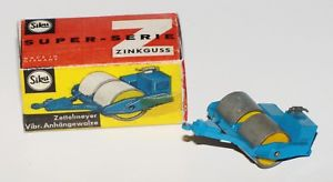 【送料無料】模型車 モデルカー スポーツカー マイヤーローラリストsiku v 241 zettelmeyer vibrationsanhngewalze in reprobox
