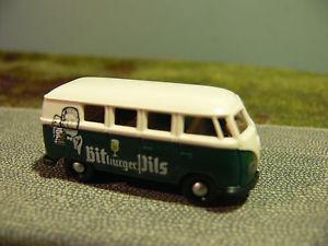 【送料無料】模型車 モデルカー スポーツカー #バス187 brekina 0098 vw t1 a bitbuger pils bus