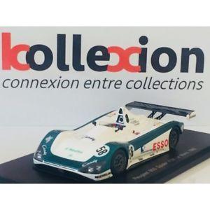 【送料無料】模型車 モデルカー スポーツカー プジョースパーククモルマンspark s1277 peugeot 905 spider n58 le mans 1992 143