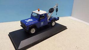 【送料無料】模型車 モデルカー スポーツカー ランドローバープジョーland rover depanneur peugeot 143