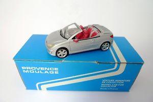 【送料無料】模型車 モデルカー スポーツカー エクスアンプロヴァンスムラージュキットオープンサロンドプジョーkit provence moulage 143 peugeot 206 open salon de genve 1998