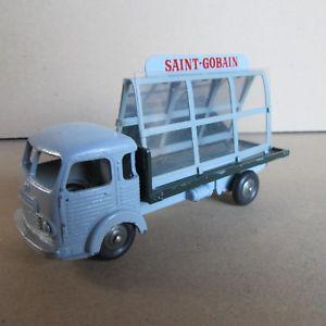 【送料無料】模型車 モデルカー スポーツカー 154f vintage dinky 33c simca cargo miroitier saint gobain repeint