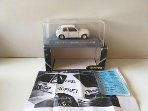 【送料無料】模型車 モデルカー スポーツカー rare peugeot 205 gti verem rallye monte carlo 143