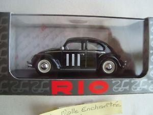【送料無料】模型車 モデルカー スポーツカー ミニチュアフォルクスワーゲンリノモンテカルロラリーヌフminiature volkswagen coccinelle maggiolino monte rallye carlo 111 neuf