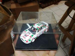 【送料無料】模型車 モデルカー スポーツカー トヨタセリカグアテマララリーモデルカンクネンリノtrofeu 143 707 toyota celica gtfour castrol rac 94 kankkunen rally modellino