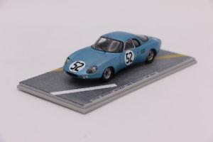 【送料無料】模型車 モデルカー スポーツカー ボンネットルノールマンrene bonnet aerodjet lm6 renault ,24h lemans 1963, bizarre