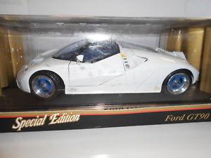 【送料無料】模型車 モデルカー スポーツカー フォードmai31827 by maisto ford gt90 118, ロックビューティー:5836f29a --- flets116.jp