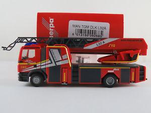 【送料無料】模型車 モデルカー スポーツカー メスゴスラーherpa 092685 man tgm metz dlak 2312 2013 feuerwehr goslar187h0 neuovp