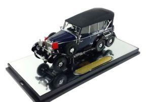 【送料無料】模型車 モデルカー スポーツカー メルセデスベンツクローズシグネチャ#mercedes benz g4 closed dark blue1938 signature 143 43710