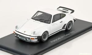 【送料無料】模型車 モデルカー スポーツカー ポルシェターボホワイト143 kyosho porsche 911 turbo 1975 white