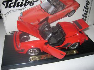 【送料無料】模型車 モデルカー スポーツカー ポルシェカレラ118 porsche 911 carrera speedster red 24920 ovp