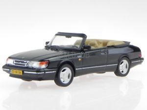 【送料無料】模型車 モデルカー スポーツカー サーブカブリオレブラックモデルカートリプルsaab 900 cabriolet 1991 schwarz modellauto 43048 triple9 143