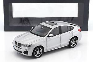 【送料無料】模型車 モデルカー スポーツカー シルバーパラゴンモデルneues angebotbmw x4 xdrive f26 baujahr 2014 silber 118 paragon models