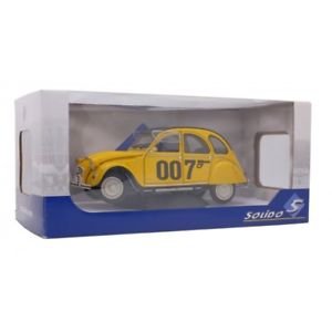 【送料無料】模型車 モデルカー スポーツカー シトロエンジェームズボンドsolido 421184160 118 citroen 2cv6 james bond 007 neu