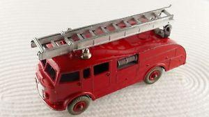 【送料無料】模型車 モデルカー スポーツカー dinky toys fire engine 555, original from the 1950ties