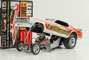 【送料無料】模型車 モデルカー スポーツカー フォードマスタングford mustang kalitta 1972 quarter mile dragster funny car 118 auto world ertl