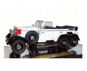 【送料無料】模型車 モデルカー スポーツカー メルセデスベンツホワイトシグネチャーmercedes benz g4 open white1938 signature 143 43706