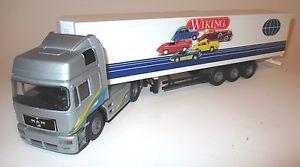 【送料無料】模型車 モデルカー スポーツカー セミトレーラトタトレーラコンラッドクールman man f 2000 zugmaschine khlker auflieger cooler trailer, conrad 150