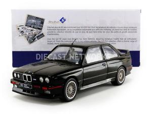 【送料無料】模型車 モデルカー スポーツカー solido 118 bmw m 3 e 30 1990 1801501solido 118 bmw m3 e30 1990 1801501