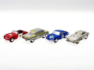 【送料無料】模型車 モデルカー スポーツカー ピッコロクラシックschuco piccolo set eifel klassik 2003 50521800