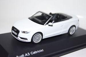 【送料無料】模型車 モデルカー スポーツカー アウディカブリオホワイトアウディaudi a3 cabrio 2013 wei herpaaudi neu amp; ovp 5011303313