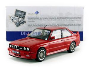 【送料無料】模型車 モデルカー スポーツカー solido 118 bmw m 3 e 30 1990 1801502solido 118 bmw m3 e30 1990 1801502