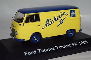 【送料無料】模型車 モデルカー スポーツカー フォードトランジットミシュランford taunus transit fk 1000 michelin gelb 143 schuco neu amp; ovp 3197