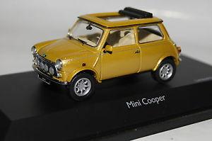 【送料無料】模型車 モデルカー スポーツカー ミニクーパーmini cooper gold 143 schuco neu amp; ovp 2514