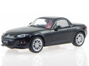 【送料無料】模型車 モデルカー スポーツカー マツダmmxmxブラックモデルカーmazda mx5 mx 5 mx5 nc 2013 schwarz modellauto f43068 f43 143