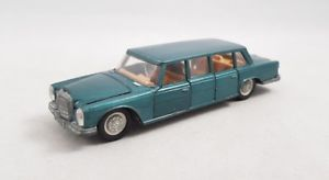【送料無料】模型車 モデルカー スポーツカー メルセデスベンツsiku v 253 mercedes benz 600 pullmann limousiene 155