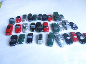 【送料無料】模型車 モデルカー スポーツカー メルセデスフォルクスワーゲンポルシェモデルschuco und andere, mercedes, vw, porsche, usw, konvolut, 30 modelle