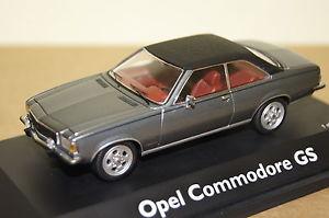 【送料無料】模型車 モデルカー スポーツカー オペルコモドールグレーブラックopel commodore b gs grauschwarz 143 schuco neu amp; ovp 2774