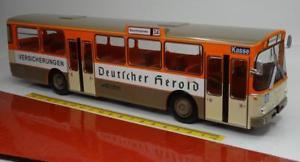 【送料無料】模型車 モデルカー スポーツカー ネットワークメルセデスフランクフルトシティixo mercedes o 305 stadtwerke frankfurt 143