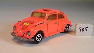 【送料無料】模型車 モデルカー スポーツカー フォルクスワーゲンフォルクスワーゲンセダンネオンオレンジ#majorette 160 nr 203 202 vw volkswagen 1302 limousine neonorange m blume 905