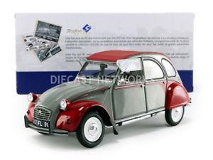 【送料無料】模型車 モデルカー スポーツカー シトロエンsolido 118 citroen 2cv6 dolly 1985 1850022