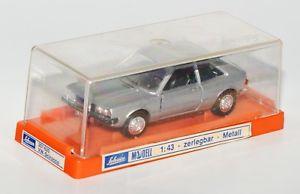 【送料無料】模型車 モデルカー スポーツカー スケールシルバーメタリックschuco nr 301620, scale 143 vw scirocco silbermetallic in ovp