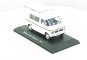 1//43 Ixo BEDFORD AUTO Sleeper camper camping car 23
