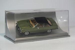 【送料無料】模型車 モデルカー スポーツカー オペルコモドールクーペモデルカーschuco opel commodore b gs coup 143, grn, green, modellauto, neuamp;ovp