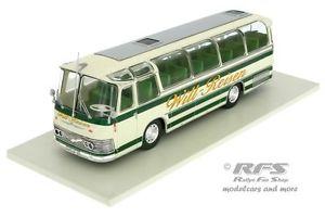 【送料無料】模型車 モデルカー スポーツカー バスアルバスneoplan nh 9l bus will reisen baujahr 1964 143 al 1964bus40b